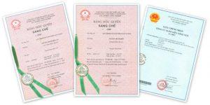Lợi ích của việc đăng ký sáng chế