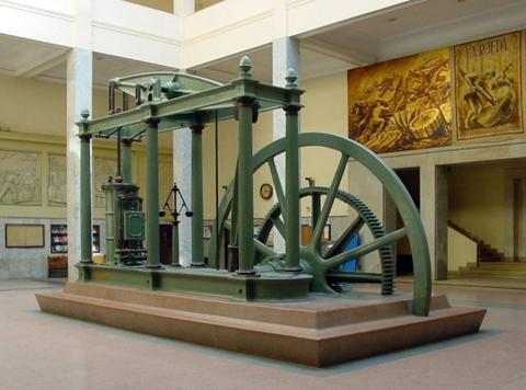 Đầu máy hơi nước của James Watt