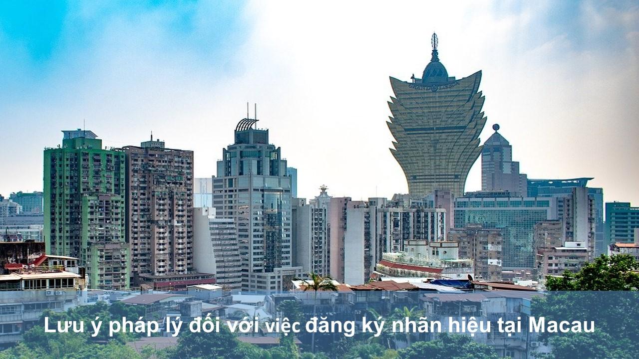 đăng ký nhãn hiệu tại Macau